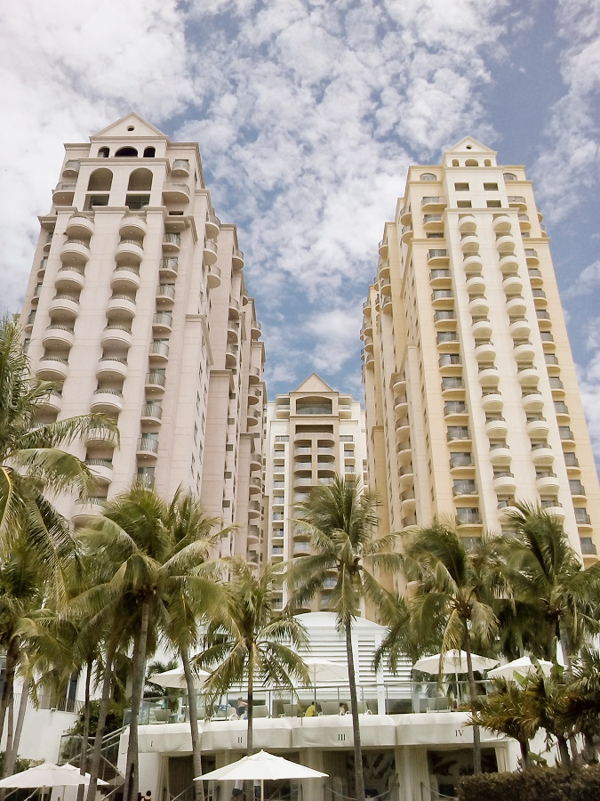 The Buildings at Movenpick