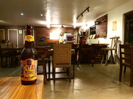 Craft beer at Charlie Does Cafe