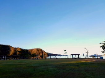 Our venue was the beautiful Hamilo Coast at Pico de Loro Club.