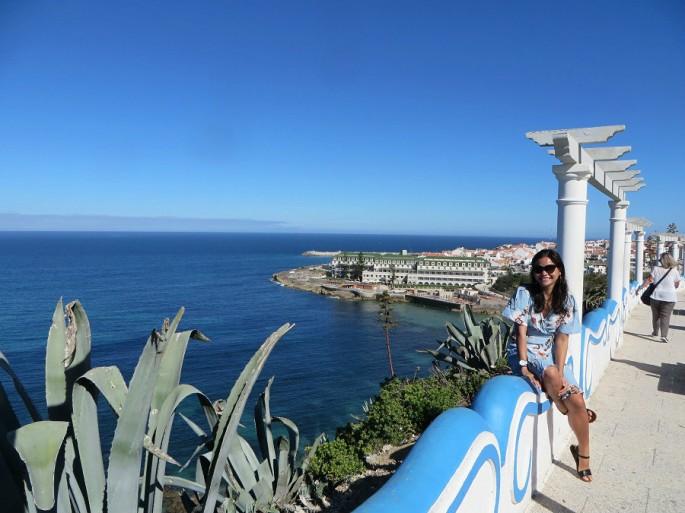 Along the Portuguese Coastline