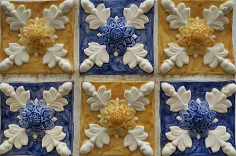 Ericeira's Azulejo tiles