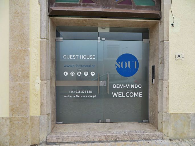 Welcome to Ericeira Soul Guesthouse