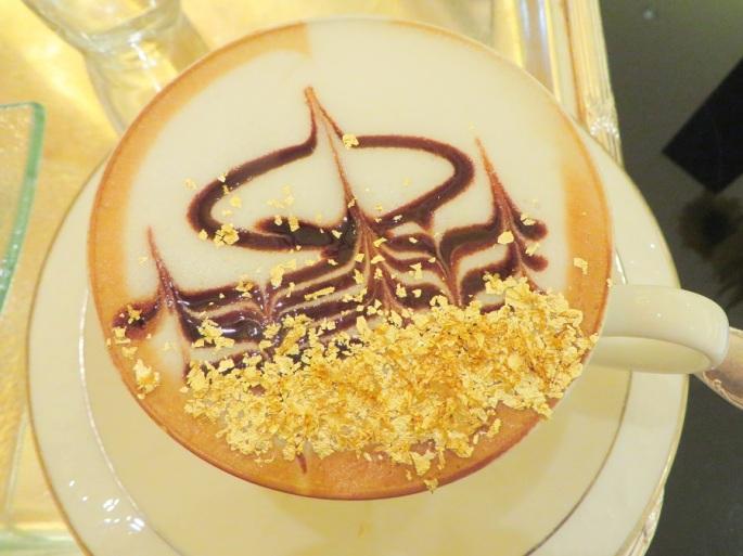 Emirates Palace Cappuccino