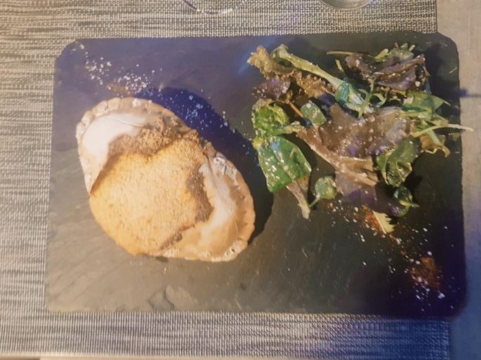 My crab dish