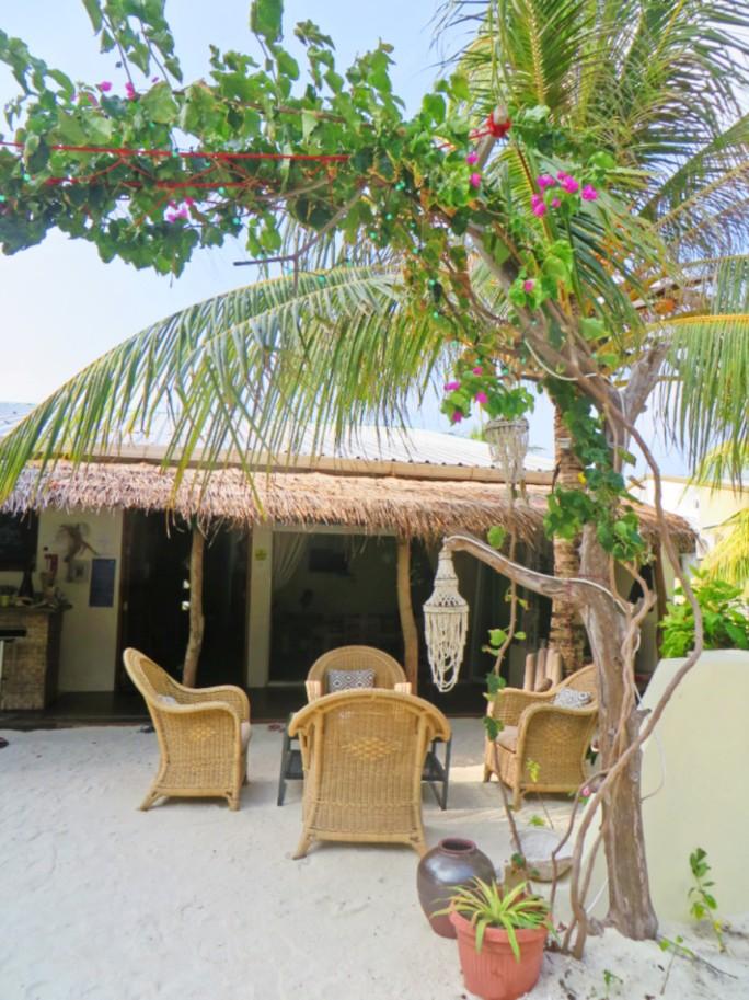 Cokes Beach Resort Thulusdhoo