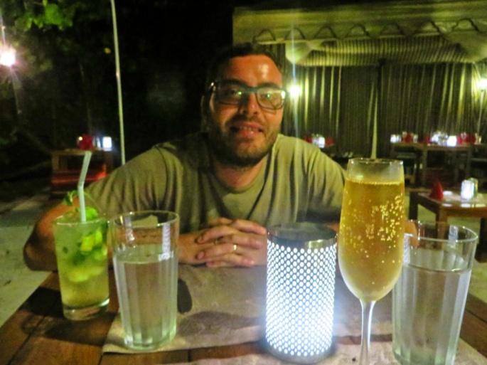Drinks at Al Khaimah