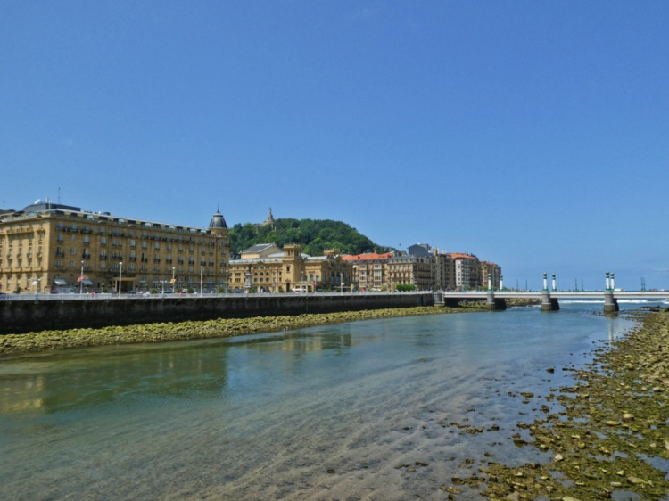 River at San Sebastian